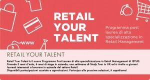 Master Istud in Retail Management