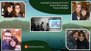 Sclerosi Multipla - Project Work Scienziati in Azienda