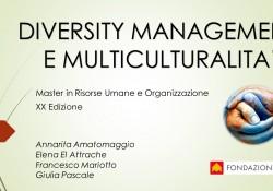 diversity management e multiculturalita