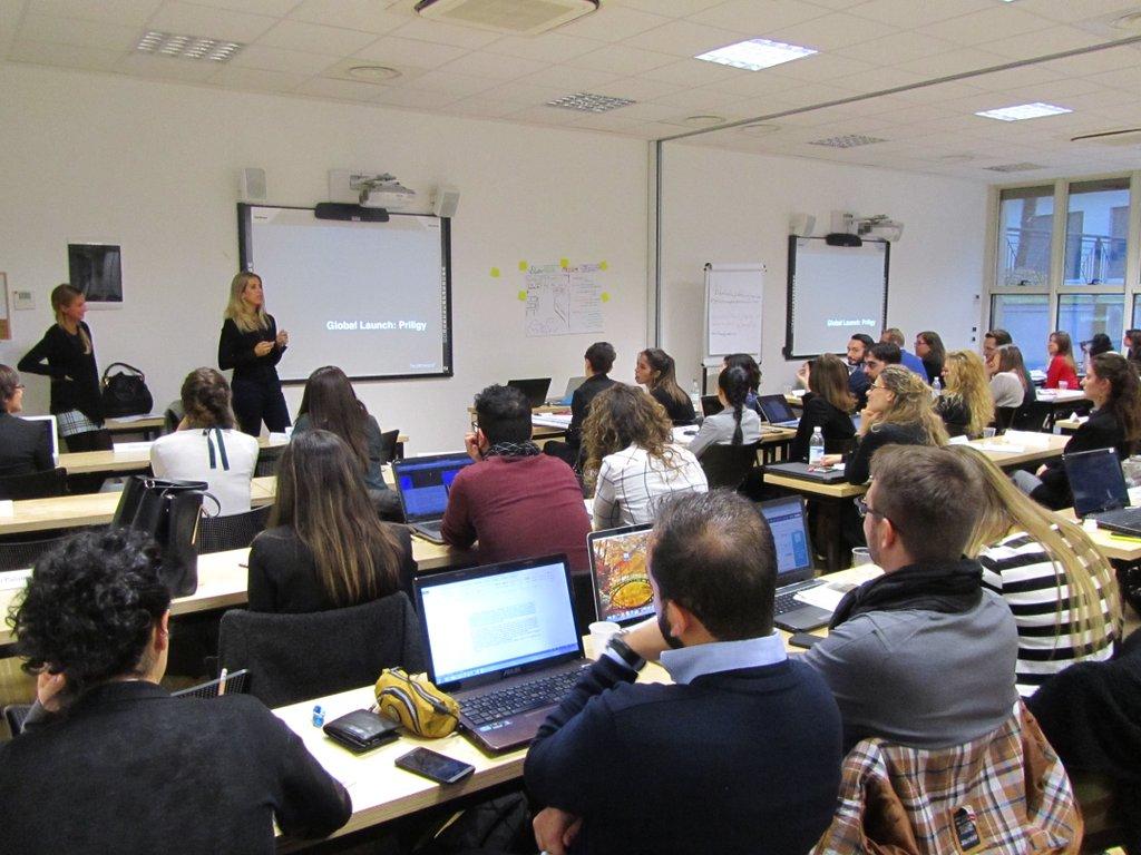 La testimonianza di Elisabetta Ravot al Master ISTUD Scienziati in Azienda 2015