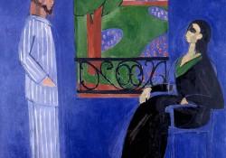 Henri Matisse - Conversation