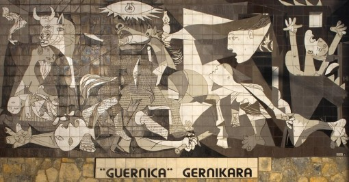 Guernica Picasso Project Work Master ISTUD