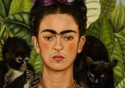Project Work Analogico Frida Kahlo