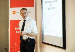 Carlo cottarelli ospite dei Master ISTUD 2018-2019