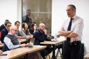 Carlo cottarelli testimonianza ai Master ISTUD 2018-2019