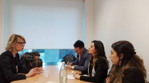 Eleonora Graffione Coralis intervistata ai Master ISTUD