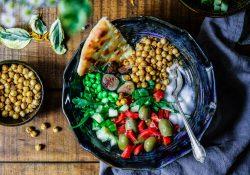 healthy food benessere e salute cibo